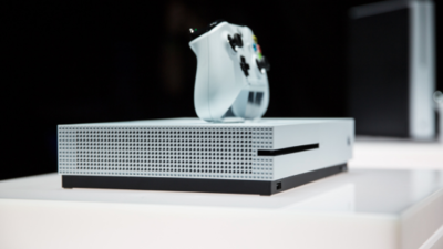 """Microsoft says Xbox One S pre-orders are """"off to an amazing start"""""""