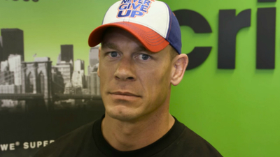 What would you say if I told you 'Unexpected John Cena' is real? Because it is / photo credit: Cricket Wireless
