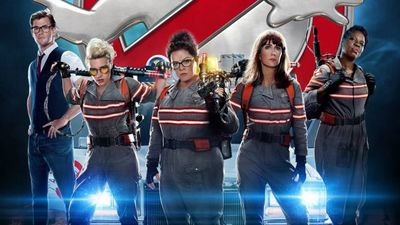 Columbia Pictures releases two theatrical 'Ghostbusters' posters