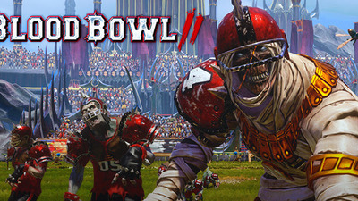 Blood Bowl 2 gets new Undead team screenshots