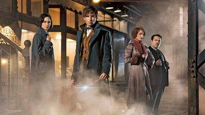 J.K Rowling has written a Fantastic Beasts & Where to Find Them sequel / photo credit: www.ehui.com