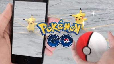 Pokémon Go hits iOS and Android, but not worldwide