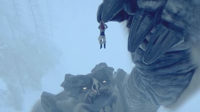 Shadow of the Colossus inspired 'Prey for the Gods' hits Kickstarter