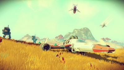No Man's Sky goes Gold; Officially ready for release