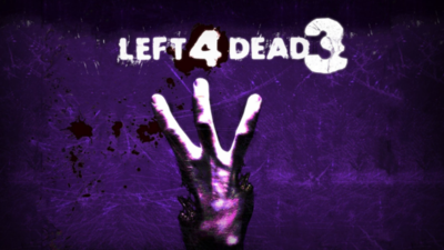 Valve employee accidentally shows off Left 4 Dead 3 file