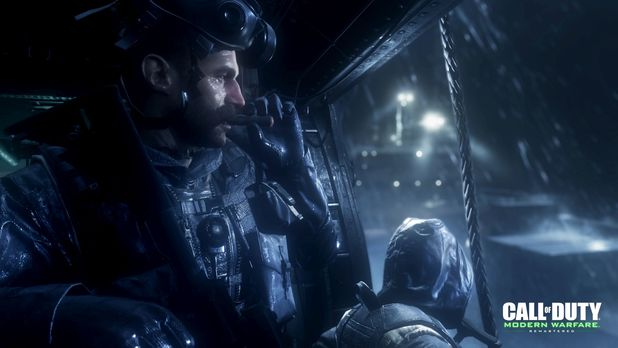 Watch This - Call of Duty: Modern Warfare Remastered's 'Crew Expendable' Mission