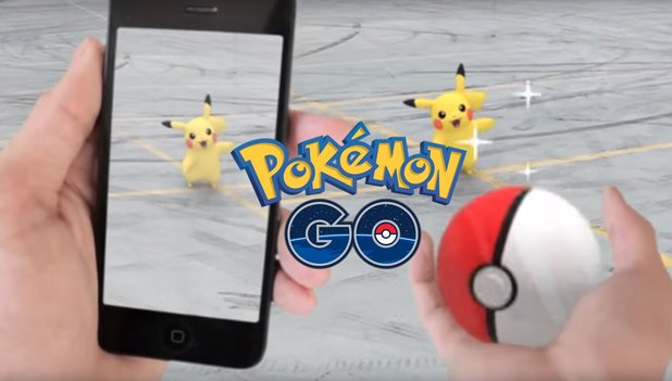 Men Fall From Cliff While Playing Pokemon GO