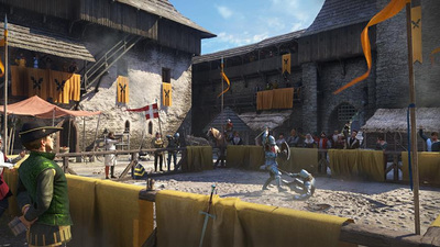 Kingdom Come: Deliverance takes realism to a whole new level