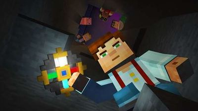 Grab Minecraft: Story Mode Episode 1 for free right now