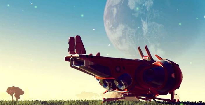 No Man's Sky New Trailer Shows How Trade Works