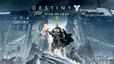 Bungie reveals the 'Destiny: Rise of Iron' pre-order trailer featuring a new sparrow and weapon