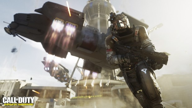 New Call of Duty: Infinite Warfare details have released