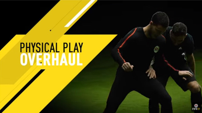 FIFA 17's Physical Play Overhaul trailer is here! / Photo credit: EA Sports FIFA