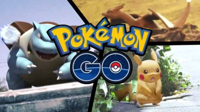 A zookeeper has decided to embrace the Pokemon GO craze within her own exhibits