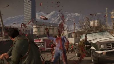 Dead Rising 4 gets new bloody gameplay footage in behind-the-scenes video