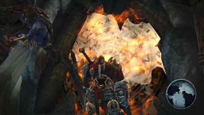 Darksiders Remaster for Xbox One, PS4, PC, Wii U detailed