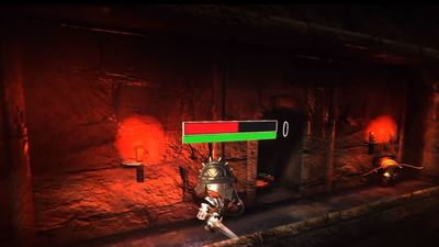 Someone recreated Dark Souls' Undead Asylum in LittleBigPlanet 3 and it's spot on