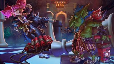 Hearthstone's new Adventure will take you to Karazhan