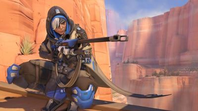 Overwatch: Ana gets buffed, McCree gets nerfed in latest patch