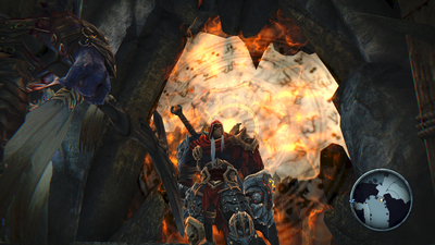 After 'premature' reveal, Darksiders Warmastered Edition officially announced alongside the first batch of screenshots