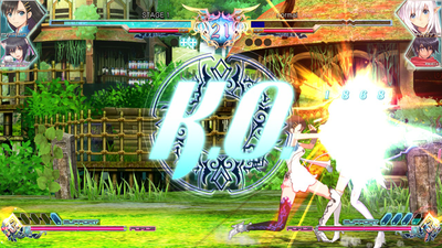 'Stunning' 2-D Fighter, Blade Arcus from Shining: Battle Arena officially releases on Steam