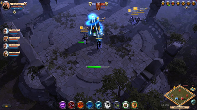 New Albion Online trailer showcases how every aspect of the game is player driven