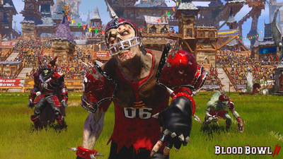 Blood Bowl 2 welcomes its newest team, The Undead