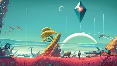 No Man's Sky: After reaching center of universe, player release overview of experience