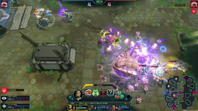 New 15-minute RTS, Dropzone releases gameplay trailer