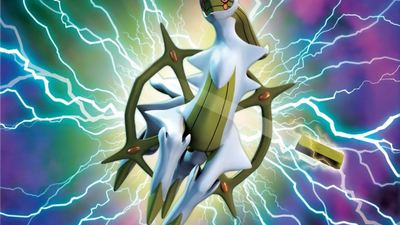 GameZone PSA: Don't forget to grab your free legendary Pokemon, Arceus this month