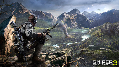 Sniper Ghost Warrior 3 reveals its position with its first official trailer