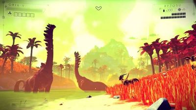 Listen No Man's Sky's official soundtrack here