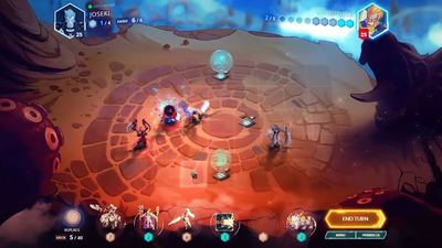 Free-to-play pixel-card/strategy game, Duelyst heading to Xbox One, PS4, Steam, and mobile