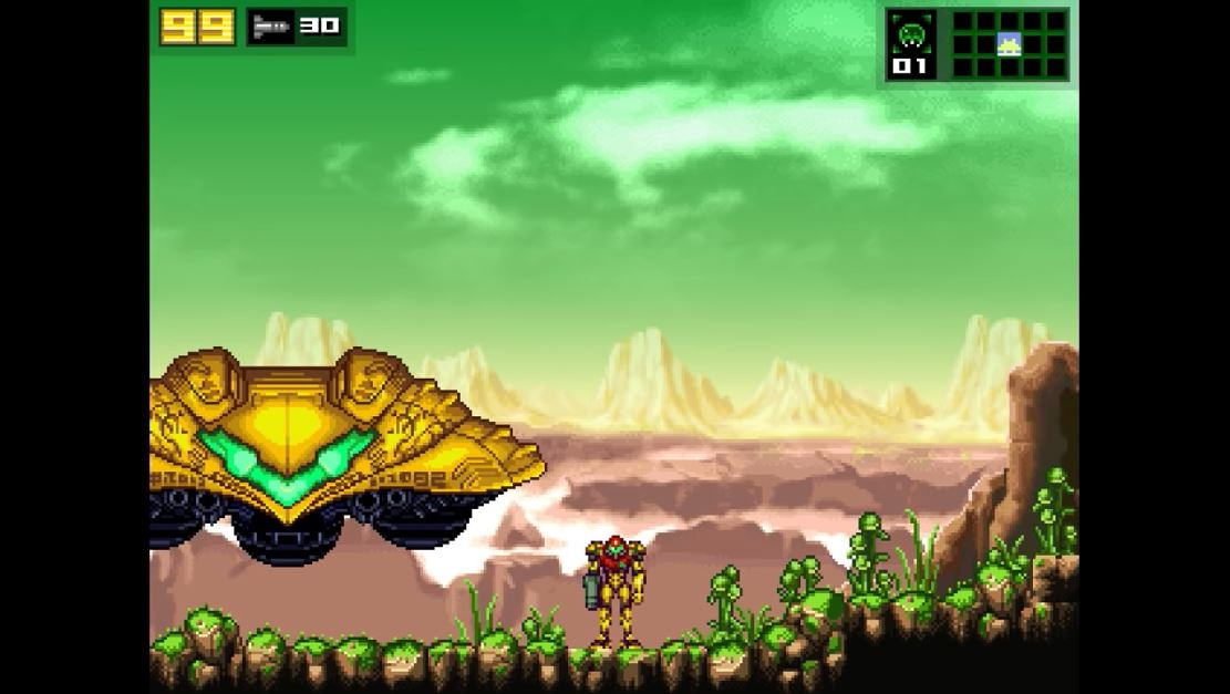 A fan has remade Metroid II and you can play it for free right now