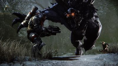 Evolve appears to have been saved by going free-to-play