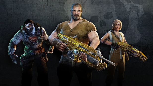 Gears of War 4 Adds More Pre-Order Bonuses