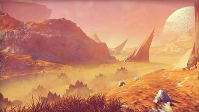 No Man's Sky creator comments on two players attempting to meet