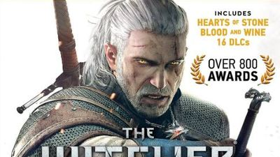 The Witcher 3: Wild Hunt 'Complete Edition' listed on Amazon for August release