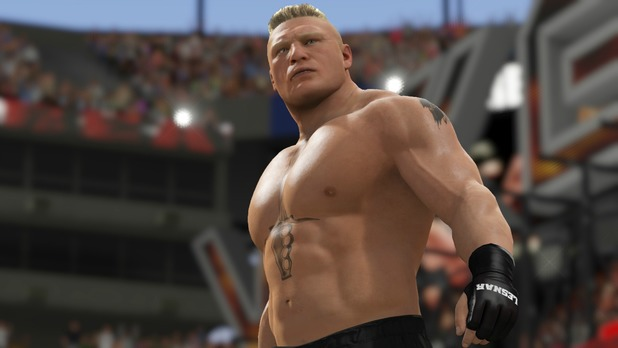 WWE 2K17 Feature Set Details Announced