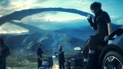 Final Fantasy 15 officially delayed to November