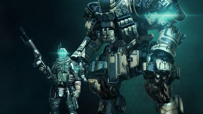 Is Respawn teasing a Titanfall 2 multiplayer stress text for next weekend?