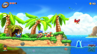 Gamescom 2016: Monster Boy and the Cursed Kingdom gets new gameplay trailer