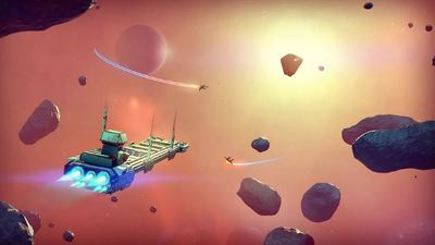 "No Man's Sky: Creator tease patch that will make ""some people very happy"""