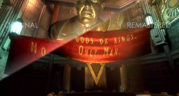BioShock: The Collection gets comparison trailer and boy, does it look good