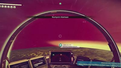 [Watch] No Man's Sky world sizes compared to Minecraft