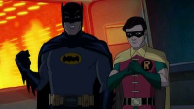 Adam West comes back to his iconic role in 'Batman: Return of the Caped Crusaders'