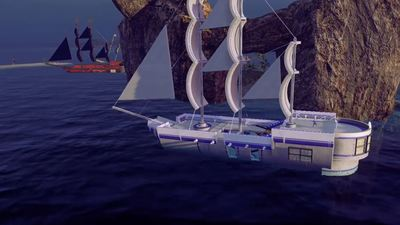 Someone brought Assassin's Creed: Black Flag to Halo 5