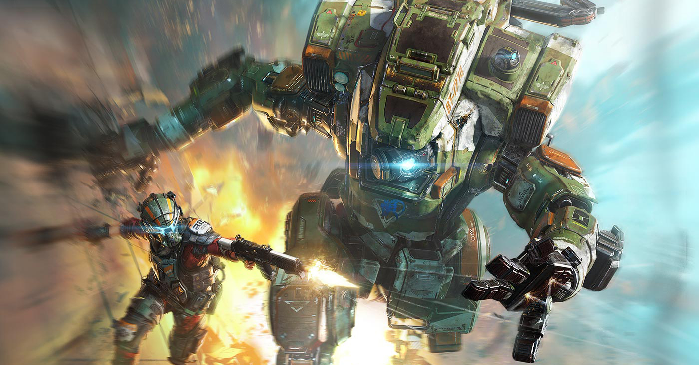 Titanfall 2's next tech test coming in two days
