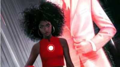 Riri Williams won't be called Iron Man when she takes over for Tony Stark