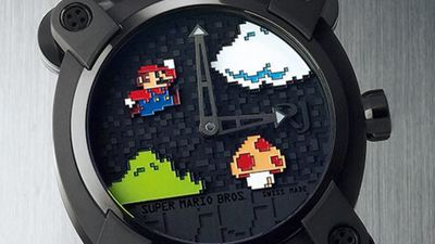 This Super Mario watch is worth more than 90 Wii U's